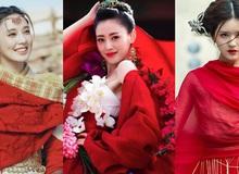 """10 mỹ nữ web drama hot nhất xứ Trung: Thiếu sao được """"Thánh nữ xuyên không"""" Triệu Lộ Tư"""