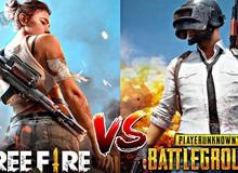 Sự khác biệt giữa súng của 2 trò chơi Free Fire và PUBG Mobile là gì?