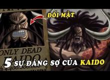 One Piece: Những bằng chứng cho thấy Tứ hoàng Kaido là một trong những thiên tài về quân sự?