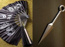 Những huyền thoại vũ khí võ thuật phương Đông: Tuy đơn giản nhưng hiệu quả miễn bàn!