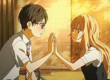 Top 4 chuyện tình đơn phương đẹp nhất trong Anime, hạnh phúc đâu phải là mãi bên cạnh nhau
