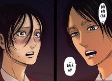 Attack on Titan: Eren tổn thương Mikasa chỉ vì muốn bảo vệ cho người mình yêu thương