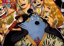 """Sau khi tìm thấy kho báu One Piece, băng hải tặc Luffy Mũ Rơm liệu có """"chia hành lý"""" hay không?"""