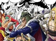 """One Piece: Khả năng thu phục của Kaido """"không phải dạng vừa đâu"""", khi dưới trướng có tận 5 thuyền trưởng hải tặc nổi tiếng"""