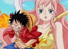 Giả thuyết One Piece: Vũ khí cổ đại Kaido và Big Mom nhắm đến là Shirahoshi, Luffy sẽ trở thành anh hùng cứu mỹ nhân