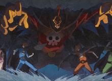 """Trafalgar Law và 4 fan hâm mộ cuồng nhiệt của """"Sora, Warrior of the Sea""""- bộ truyện nổi tiếng nhất thế giới One Piece"""