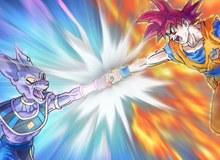 Dragon Ball: Goku có thể đánh bại được Beerus và 5 lý do sau đây sẽ củng cố cho điều đó