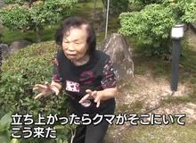"""Cụ già 82 tuổi hỗn chiến với gấu hoang nặng 150kg: """"Bà đấm nó văng lên trời luôn"""""""