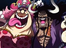 """One Piece: """"Lực lượng mới"""" của Hải quân là thứ gì mà khiến cả Kaido và Big Mom cũng phải e ngại?"""
