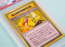 Phá vỡ mọi kỷ lục, thẻ bài Pokemon được bán thành công với giá 5,4 tỷ đồng