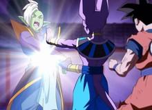 Dragon Ball Super: 5 lý do chỉ ra vì sao Goku sẽ không thể đánh bại được Thần Hủy Diệt Beerus