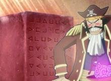 Khám phá bí mật One Piece, phiến đá đỏ Poneglyph cuối cùng rốt cục nằm ở đâu?