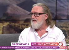 Trong 4 tháng qua, Valve không có người điều hành trực tiếp vì Gabe Newell đã bị mắc kẹt tại New Zealand