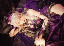 Ngắm mỹ nhân Fate/Grand Order đầy ma mị và quyến rũ qua loạt ảnh cosplay đẹp lung linh