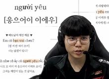 """T1 Cuzz """"thả thính"""" gái Việt nói """"anh yêu em"""" 1 phát ăn ngay khiến fan Việt dậy sóng: """"Mẹ ơi anh con rể người Hàn đây rồi"""""""