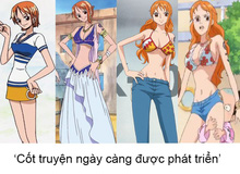 One Piece: Tới cả nàng hoa tiêu xinh đẹp băng Mũ Rơm cũng bị fan đem ra tấu hài chế meme rồi này!
