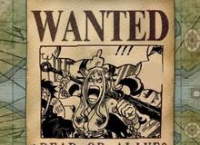 """One Piece: Được xem là """"sinh vật mạnh thứ 2"""" tại Wano, """"con trai"""" Kaido có mức truy nã là bao nhiêu?"""