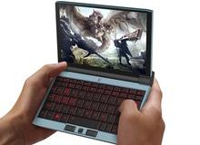Mở hộp Laptop Gaming siêu nhỏ, chỉ bé bằng bàn tay nhưng chơi được cả PUBG