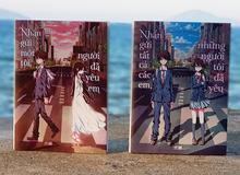 """Bội đôi Light Novel Nhã Nam đang 'làm mưa làm gió' trên các nhà sách tháng 7: """"Nhắn gửi một tôi, người đã yêu em"""""""