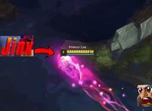 Jinx được nhân viên Riot 'phù phép' và có tốc độ lao tới mục tiêu nhanh hơn cả người yêu cũ trở mặt