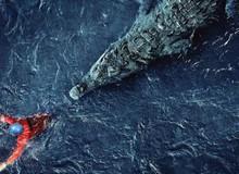 Hung thần dữ tợn nhất của màn ảnh tái xuất trong Black Water: Abyss