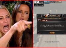"""Game thủ Đột Kích bức xúc vì """"bị đuổi do bắn quá hay"""", khuyến nghị NPH tăng phí GP"""