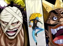"""One Piece: Chỉ vì mái tóc màu vàng mà Siêu Tân Tinh Killer đang trở thành kẻ """"tấu hài"""" tại Wano quốc"""
