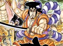 """One Piece: Kiku đã khóc khi tự tay chém chết """"chủ nhân Oden"""", ký ức đau buồn về 20 năm trước lại tái hiện"""
