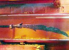 Bảo đao Việt Nam: Chiêm ngưỡng tận mắt thanh long đao 500 năm tuổi của vua Mạc Đăng Dung