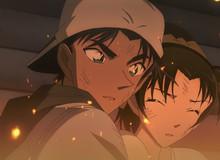 Không phải Shinichi và Ran Mori, đây mới là cặp đôi trải qua nhiều biến cố nhất trong Thám tử lừng danh Conan