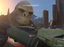 Bom tấn Halo Infinite vừa ra mắt trailer đã bị chê cười là xấu như game 8-bit