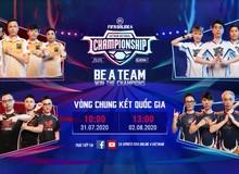 VCK FVNC 2020: Cuộc chiến quyết định, đi tìm nhà vua mới của FIFA Online 4 và đại diện Việt Nam tham dự EACC 2020
