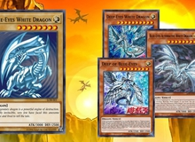Yu-Gi-Oh: Liệu bạn đã nắm rõ câu chuyện về hai huyền thoại Rồng Trắng Mắt Xanh và Rồng Đen Mắt Đỏ hay chưa?