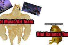 Như một thói quen, Riot Games lại nhận cả rổ gạch đá khi buff Yasuo, Akali, Fiora... ở bản 10.16