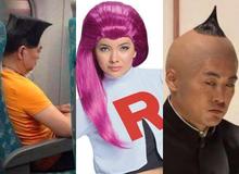"""Loạt mẫu tóc """"thảm họa"""" của các nhân vật truyện tranh khi đi ra đời thực"""