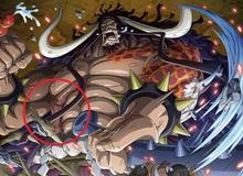 """Spoiler One Piece chap 986: Cửu Hồng Bao tấn công """"hội đồng"""" Kaido, Yamato bật khóc"""