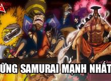 One Piece chapter 986: Các gia thần của chúa công Oden tập hợp, tiêu diệt Kanjuro, tấn công thẳng mặt Kaido
