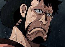 """One Piece: Liều lĩnh tấn công Kaido, các fan cho rằng chuẩn bị """"hậu sự"""" cho Cửu Hồng Bao đi là vừa"""