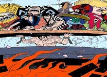 Phân tích One Piece 986: Liệu Cửu Hồng Bao có đủ mạnh để đối đầu với Kaido như lời Oden từng nói?