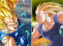 """Dragon Ball: Vegeta """"cực ngầu"""" trong trạng thái Super Saiyan 3- thứ sức mạnh của Goku hoàng tử Saiyan không có được"""