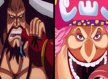 """One Piece chapter 984: Kaido bắt đầu hành động, kế hoạch """"Tân Onigashima"""" thực chất là gì?"""