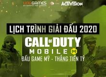 Call of Duty: Mobile VN chính thức công bố hệ thống giải đấu Vô địch quốc gia với giải thưởng lên tới 1 tỷ Đồng