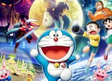 Khám phá những điều thú vị trong tập phim Doraemon: Nobita và mặt trăng phiêu lưu ký?