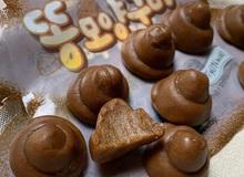 Hết hồn trước kẹo…cục phân, sản phẩm vừa được ra mắt tại Hàn Quốc