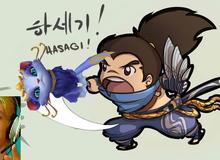'Thánh Troll' SivHD nảy ra ý tưởng siêu dị - 'Khi bám vào ai thì tướng đó sẽ dùng Yuumi làm vũ khí'