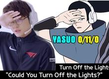 """""""MV ca nhạc"""" của T1 X KLEVV quá hot: Hàng loạt Video Parody ra đời, """"Đấng Yasuo"""" có ngay clip triệu view"""
