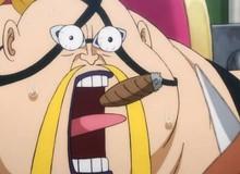 """One Piece 986: Cửu Hồng Bao xuất hiện, Queen lập tức thể hiện vai trò """"danh hài"""" của băng Bách Thú"""