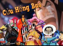 One Piece: Sức mạnh của các thành viên Cửu Hồng Bao liệu có đủ sức để đối đầu với Luffy?
