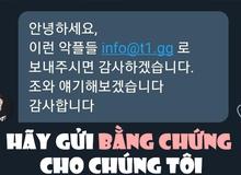 Vụ netizen Hàn Quốc đòi kiện anti fan, CEO T1 đã phản hồi, đề nghị fan gửi bằng chứng: Anti fan Việt Nam cũng có khả năng 'dính chưởng'?