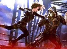 Hóa thân thành Black Widow đại chiến Taskmaster ngay trong Marvel's Avengers
